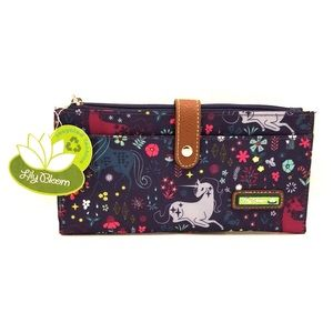 LILY BLOOM Uni Corny Liza Travel Wallet